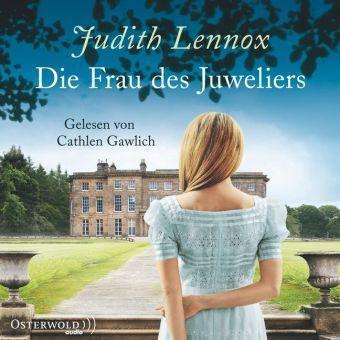 Die Frau des Juweliers, 8 Audio-CDs, Judith Lennox