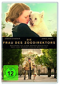 Die Frau des Zoodirektors - Produktdetailbild 1
