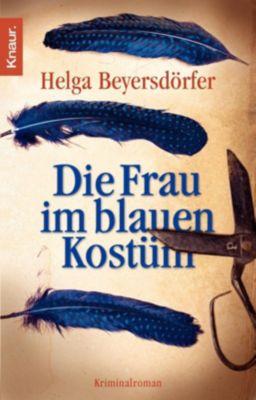 Die Frau im blauen Kostüm, Helga Beyersdörfer