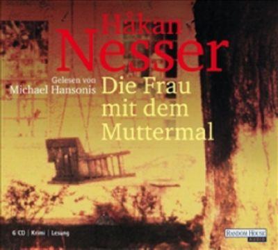 Die Frau mit dem Muttermal, 6 Audio-CDs - Hakan Nesser pdf epub