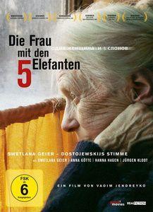 Die Frau mit den 5 Elefanten, Dokumentation