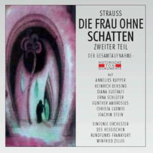 Die Frau Ohne Schatten-Teil 2, Sinf.Orch.D.Hess.Rundfunks