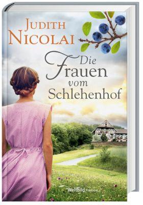 Die Frauen vom Schlehenhof, Judith Nicolai