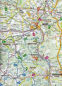 Die Freizeitkarte Donau, Jagsttal - Produktdetailbild 2