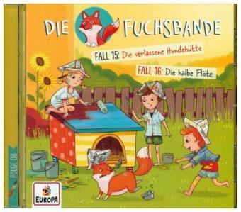 Die Fuchsbande, 1 Audio-CD, Die Fuchsbande