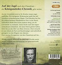 Die Furcht des Weisen, 4 MP3-CDs - Produktdetailbild 1
