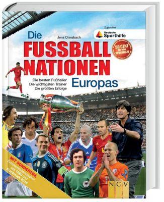 Die Fussballnationen Europas, Jens Dreisbach