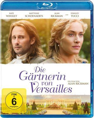 Die Gärtnerin von Versailles, Matthias Schoenaerts,Alan Rickman Kate Winslet