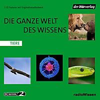 Die ganze Welt des Wissens, 20 Audio-CDs - Produktdetailbild 2