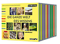 Die ganze Welt des Wissens, 20 Audio-CDs - Produktdetailbild 3