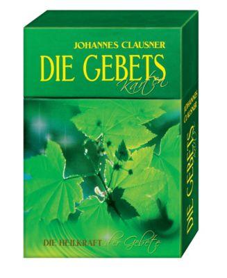 Die Gebets-Karten, Meditationskarten, Johannes Clausner
