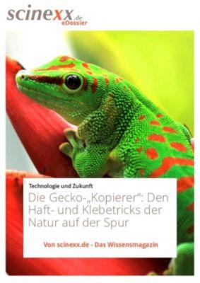Die Gecko-Kopierer, Nadja Podbregar