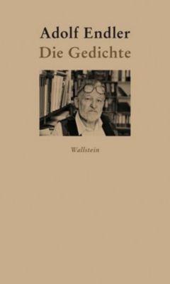 Die Gedichte - Adolf Endler |