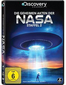 Die geheimen Akten der NASA - Staffel 2