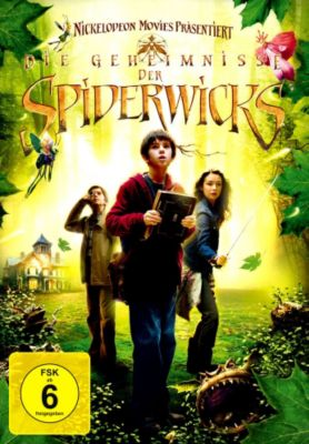 Die Geheimnisse der Spiderwicks, Tony DiTerlizzi, Holly Black