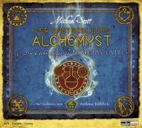 Die Geheimnisse des Nicholas Flamel Band 1: Der unsterbliche Alchemyst (6 Audio-CDs), Michael Scott