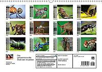 Die geheimnisvolle Welt der Insekten (Wandkalender 2019 DIN A3 quer) - Produktdetailbild 13