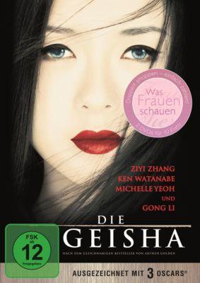 Die Geisha, Arthur Golden