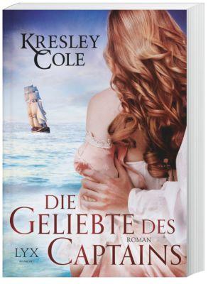 Die Geliebte des Captains - Kresley Cole pdf epub