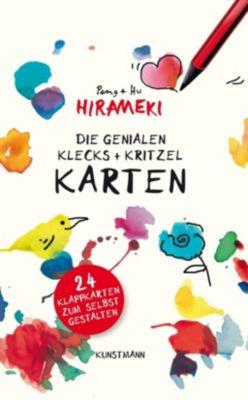 Die genialen Hirameki.Klecks+Kritzel-Karten -  pdf epub