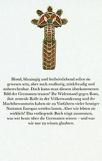 Die Germanen - Produktdetailbild 1