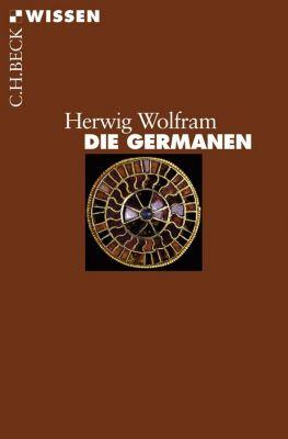 Die Germanen, Herwig Wolfram
