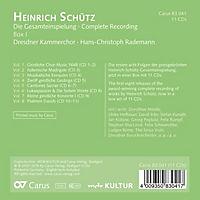 Die Gesamteinspielung Vol.1 (11 Cd+Dvd) - Produktdetailbild 1