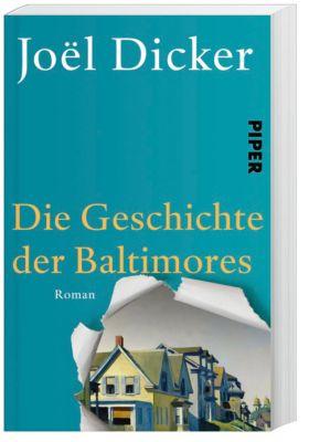 Die Geschichte der Baltimores, Joël Dicker