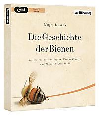 Die Geschichte der Bienen, 1 MP3-CD - Produktdetailbild 1