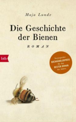 Die Geschichte der Bienen, Maja Lunde