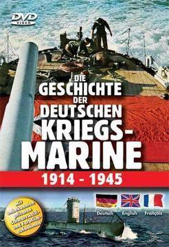 Die Geschichte der deutschen Kriegsmarine 1914-1945, 1