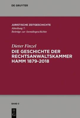 Die Geschichte der Rechtsanwaltskammer Hamm, Dieter Finzel