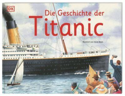Die Geschichte der Titanic, Steve (Illustrator) Noon