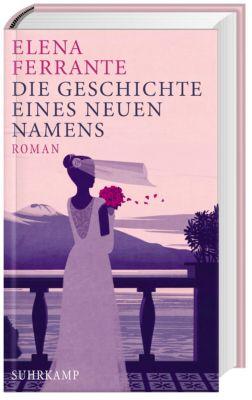 Die Geschichte eines neuen Namens, Elena Ferrante
