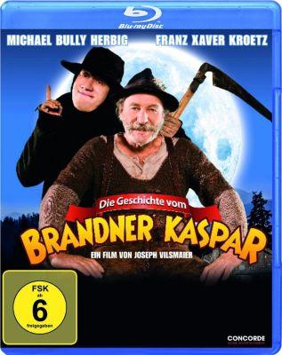 """Die Geschichte vom Brandner Kaspar, Michael """"bully"""" Herbig, Franz-Xaver Kroetz"""