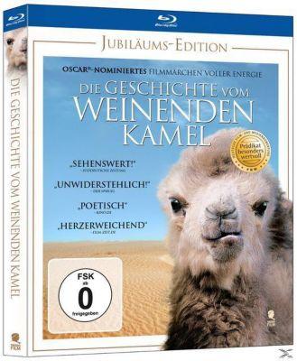 Die Geschichte vom weinenden Kamel Jubiläums-Edition, Byambasuren Davaa, Batbayar Davgadorj, Luigi Falorni
