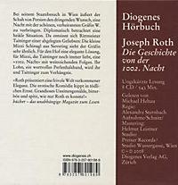 Die Geschichte von der 1002. Nacht, 8 Audio-CDs - Produktdetailbild 1