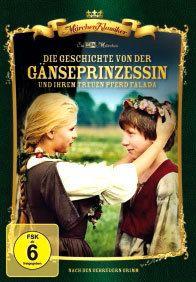 Die Geschichte von der Gänseprinzessin und ihrem treuen Pferd Falada, Jakob Ludwig Carl Grimm, Wilhelm Carl Grimm