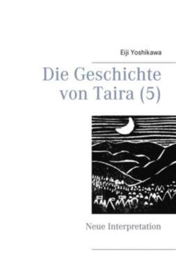 Die Geschichte von Taira (5), Eiji Yoshikawa