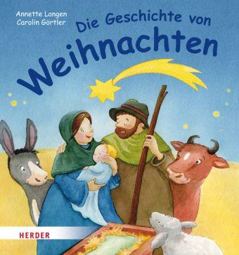 Die Geschichte von Weihnachten, Annette Langen