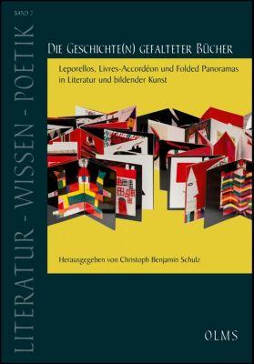 Die Geschichte(n) gefalteter Bücher -  pdf epub