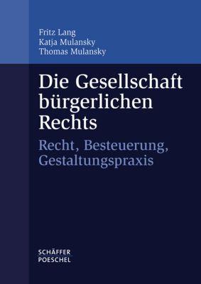 Die Gesellschaft bürgerlichen Rechts, Fritz Lang, Katja Mulansky, Thomas Mulansky