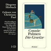 Die Gesetze, 3 Audio-CDs, Connie Palmen