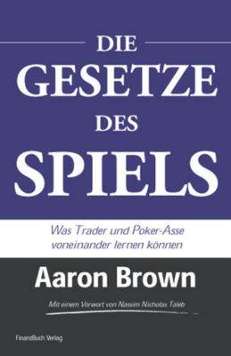 Die Gesetze des Spiels, Aaron Brown