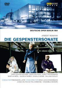 Die Gespenstersonate, Aribert Reimann