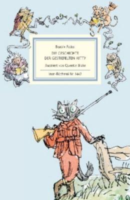 Die gestiefelte Kitty, Beatrix Potter