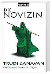 Die Gilde der Schwarzen Magier Band 2: Die Novizin, Trudi Canavan