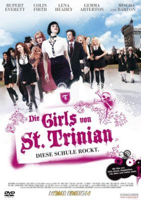 Die Girls von St. Trinian, Piers Ashworth, Jamie Minoprio, Nick Moorcroft, Ronald Searle, Jonathan M. Stern