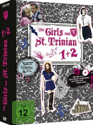 Die Girls von St. Trinian 1 + 2, Rupert Everett, Colin Firth