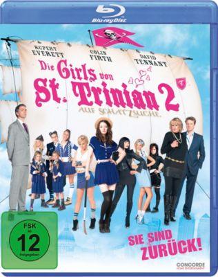 Die Girls von St. Trinian 2 - Auf Schatzsuche, Piers Ashworth, Jamie Minoprio, Nick Moorcroft, Jonathan M. Stern